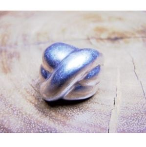 Sterling Silver Modern Ring Size 6 Unsigned